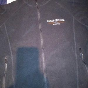 Harley-Davidson Zip Sweat Jacket